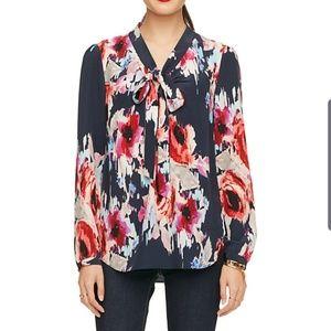 Kate Spade silk blouse NWTS size medium